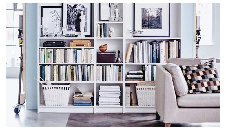 Ik a hack 6 id es pour customiser la biblioth que billy la revue du diy immodvisor - Ikea meuble billy ...