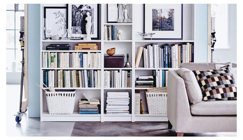 ik a hack 6 id es pour customiser la biblioth que billy la revue du diy immodvisor. Black Bedroom Furniture Sets. Home Design Ideas