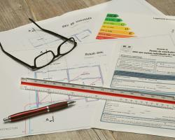 Diagnostic immobilier plan de maison