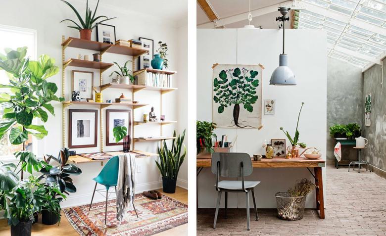 comment bien am nager un bureau pour tre efficace id es et tendances immodvisor. Black Bedroom Furniture Sets. Home Design Ideas