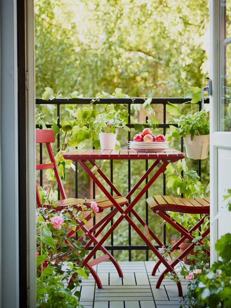 comment aménager un petit balcon ? nos 5 astuces déco