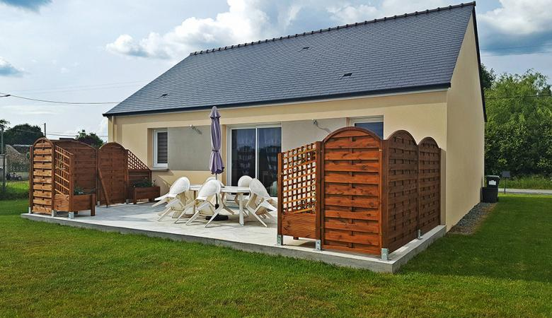 Faire construire sa propre maison le t moignage de r gis for Construction de maison individuelle