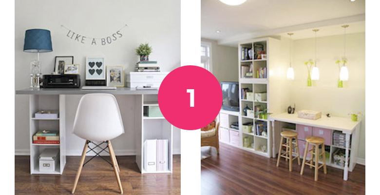 ik a hack 6 id es pour customiser la biblioth que billy la revue du diy immodvisor. Black Bedroom Furniture Sets. Home Design Ideas