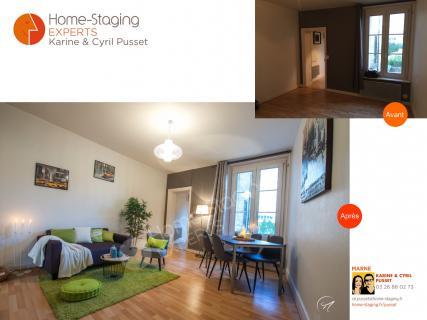 home staging experts karine et cyril pusset reims avis home staging immodvisor. Black Bedroom Furniture Sets. Home Design Ideas